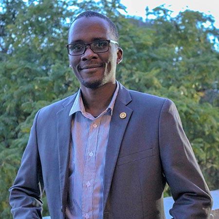 SAMUEL MALAKI - VICE PRESIDENT - AFRICA REGION