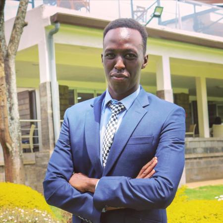 Nelson Kanyu - SIMA Team