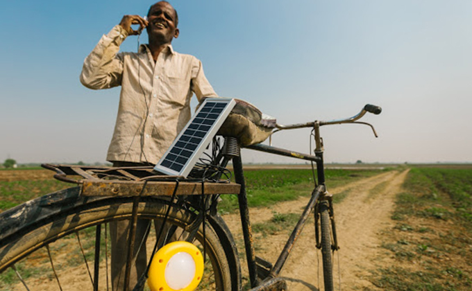 Sima Fund Management in off-grid solar