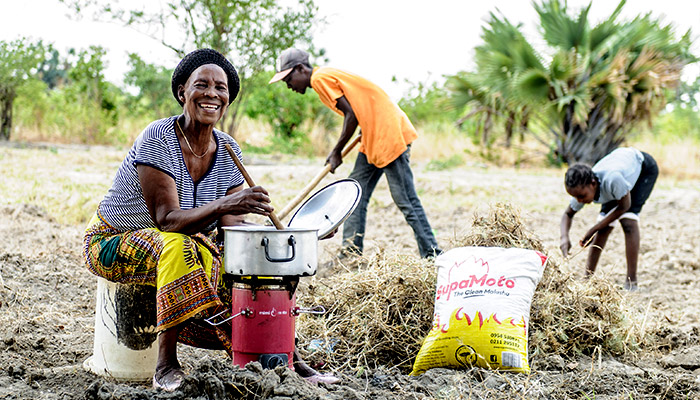 Spark Plus Africa Fund for Clean Cooking