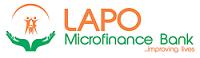 Lapo Microfinance Bank Logo