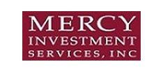 Mercy investment Logo